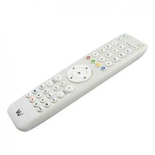 VU+ extra afstandsbediening 2 in 1 kleur wit
