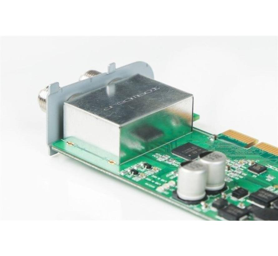 Dreambox DVB-S2 DUAL (TWIN) tuner