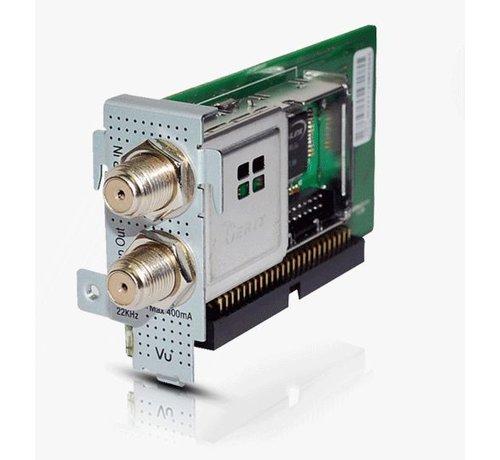 VU+ VU+ losse single DVB-S2 insteektuner voor Ultimo / Uno / DUO2 / Solo SE V2 en SOLO4K