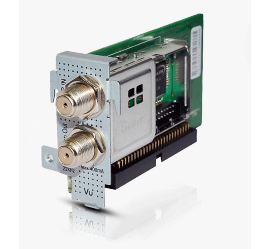 VU+ losse single DVB-S2 insteektuner voor Ultimo / Uno / DUO2 / Solo SE V2 en SOLO4K