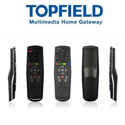 Topfield Afstandsbedieningen