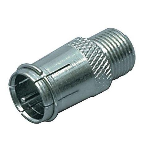 F-connector snelkoppeling