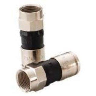 PPC compressie F-connector