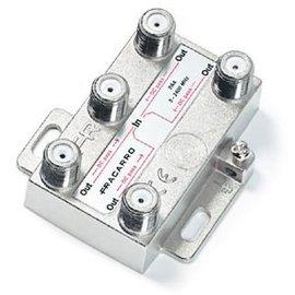 Fracarro PA4 Splitter 4-voudig 5-2400 MHz