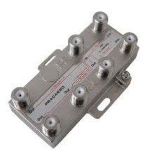 Fracarro PA6 Splitter 6-voudig 5-2400 MHz
