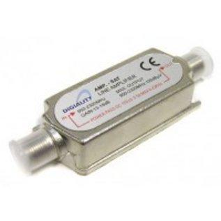 Maximum inline versterker 47-862 en 950-2300 Mhz