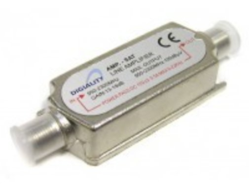 Maximum Maximum inline versterker 47-862 en 950-2300 Mhz