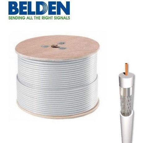 Belden Belden Coaxkabel H126 DUOBOND kleur wit
