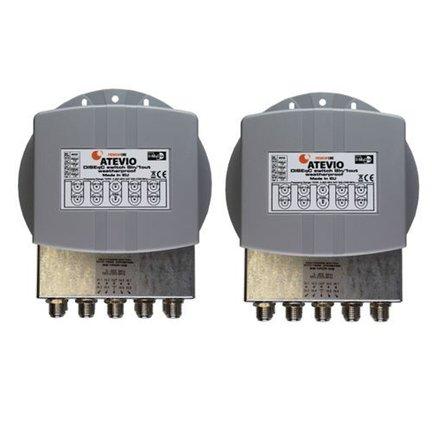 DiSEqC switch 8/1