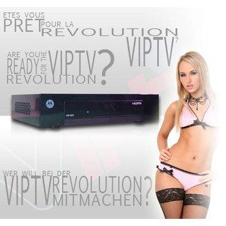 VIPTV verlenging abonnement