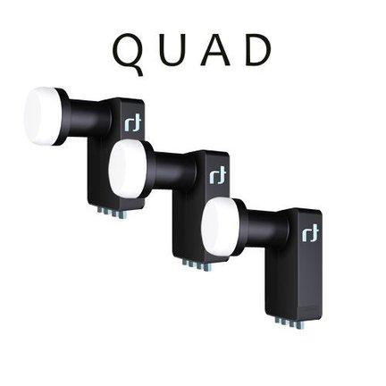 Quad LNB's