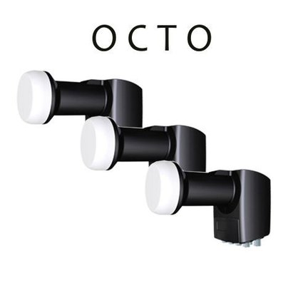 Octo LNB's