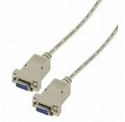 Null modem kabel 1.80m