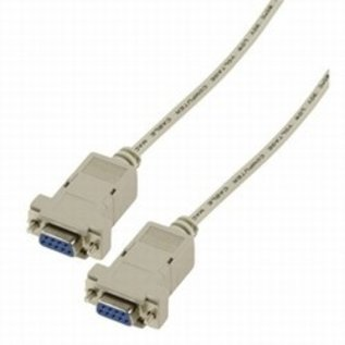 Null modem kabel Female-Female connector 1 meter 80