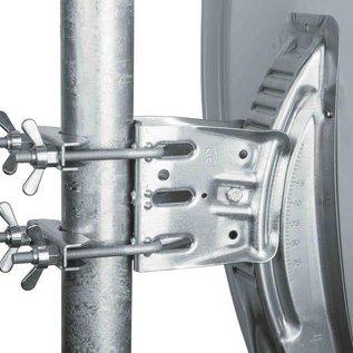 Triax TDS 78cm schotel kleur RAL 7035 lichtgrijs