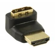 HDMI-adapter haaks 270° graden gehoekt