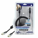 HDMI kabel HQ High Speed met ethernet 1,5 m