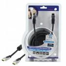 HDMI kabel HQ High Speed met ethernet 5.0 m