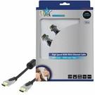 HDMI kabel HQ High Speed met ethernet 10.0 m