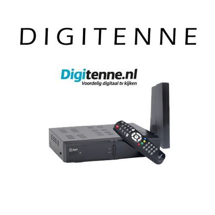 DigiTenne (DVB-T/T2) ontvangers