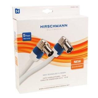 Hirschmann FEKAB 9/10,0 m coaxkabel