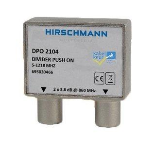 Hirschmann Hirschmann DPO 2104 SHOP CAI splitter 5-1218Mhz