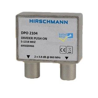 Hirschmann DPO 2104 SHOP CAI splitter 5-1218Mhz