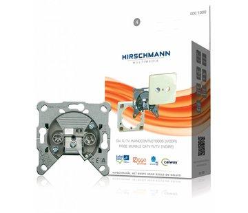 Hirschmann Hirschmann EDC 1000 shop Wandcontactdoos RTV