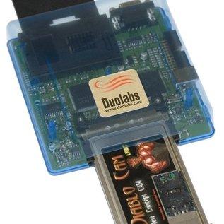 DuoLABS CAS 3 PLUS interface