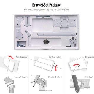 Selfsat Selfsat H30D2 TWIN Vlakschotel