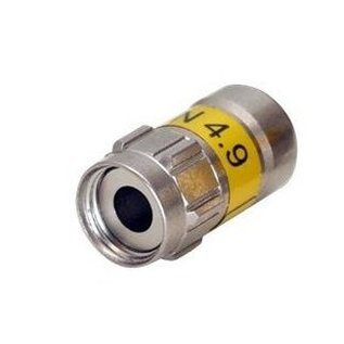 Cabelcon Cabelcon F-56 4.9 Self Install F-connector voor H126
