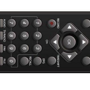 Thomson Thomson THT 504+ DVB-T HD USB PVR met display