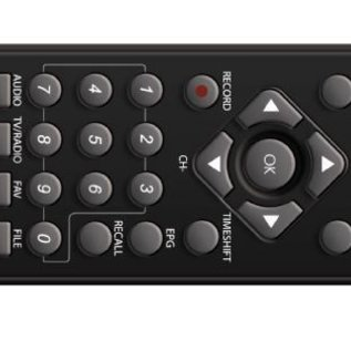 Thomson THT 504+ DVB-T HD USB PVR met display