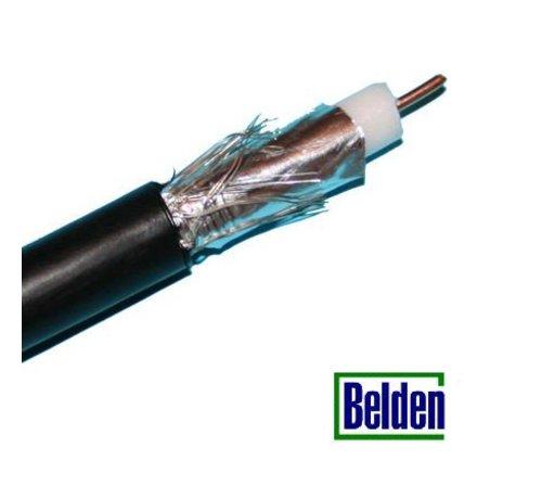 Belden Belden Coaxkabel H126 DUOBOND kleur zwart