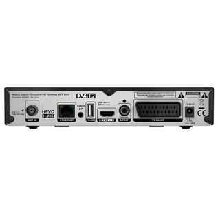 Strong SRT 8210 DVB-T2 HEVC HD met display