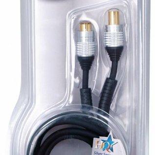 Hoge kwaliteit coax kabel 1,50 m