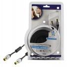 Hoge kwaliteit coax kabel 15.0 m