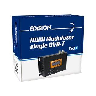 Edision HDMI modulator single DVB-T