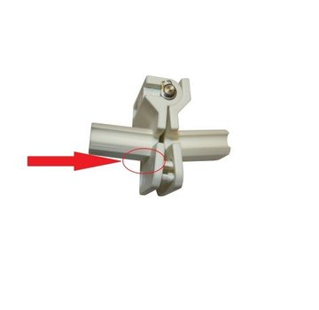 Travel Vision Travel Vision R6 / R7 scharnier voor LNB arm