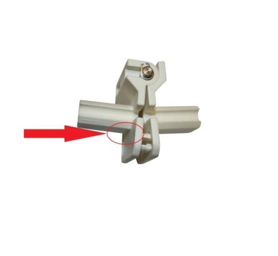 Travel Vision R6 / R7 spare part Scharnier LNB Arm