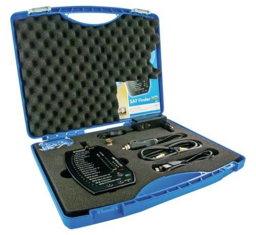 Schwaiger Schwaiger Koffer voor SF 9002 HD Ultimate satfinder PLUS