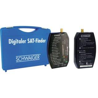 Schwaiger Koffer voor Schwaiger SF 9002 HD Ultimate satfinder PLUS