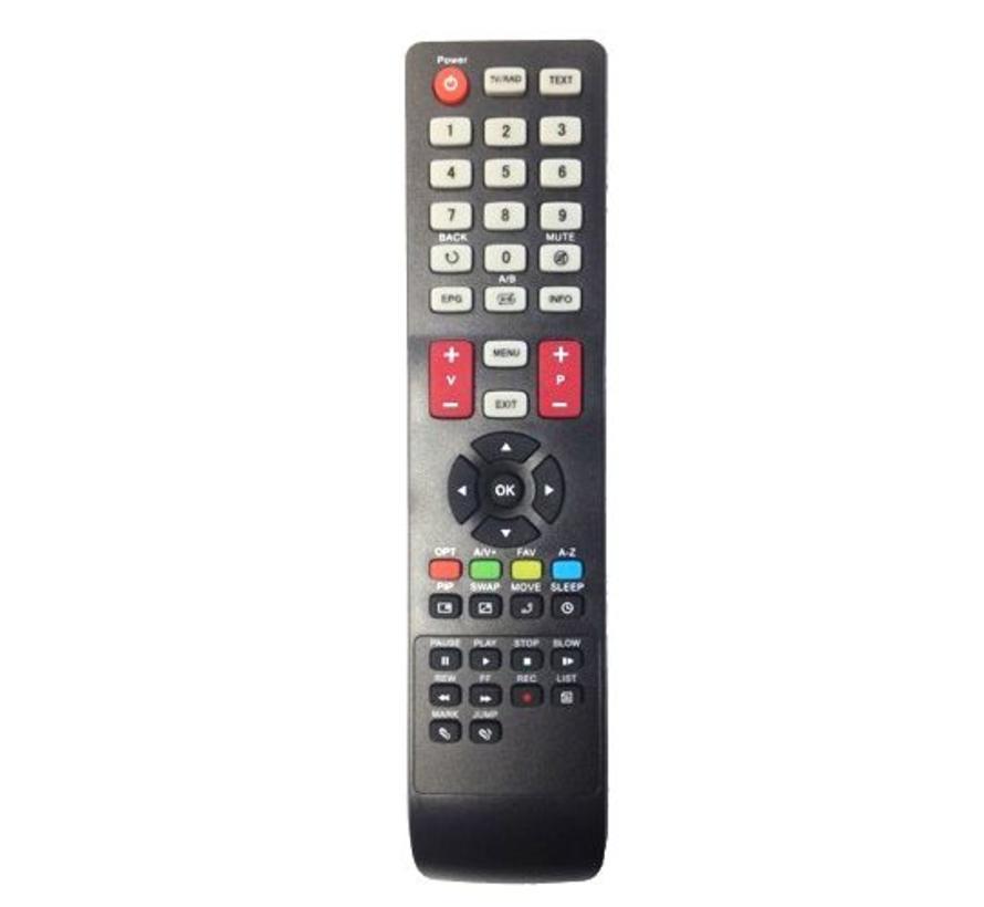 Homecast extra afstandsbediening voor 8100-8500 en 9000 modellen
