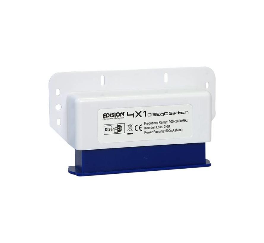 Edision DiSEqC 4x1