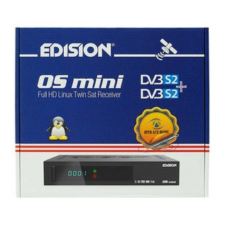 Edision OS Mini TWIN DVB-S2