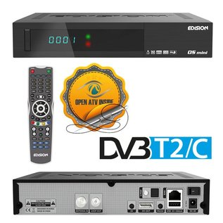 Edision Edision OS Mini single tuner DVB-T2/C