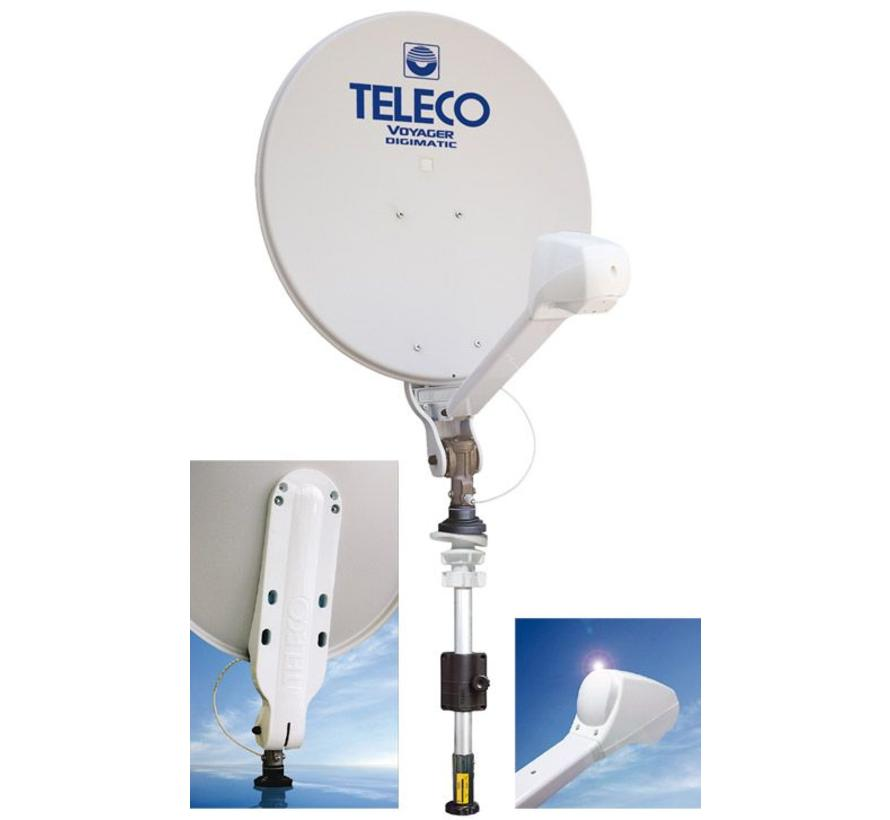 Teleco Voyager Digimatic 85cm incl. DSF90e HD