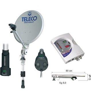 Teleco Teleco Motosat Digimatic 85cm half-automaat incl. DSF90e HD