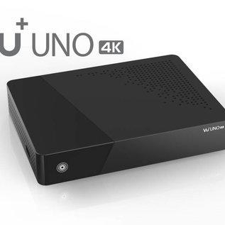 VU+ VU+ Uno 4K DVB-S2 FBC Twin Tuner Linux Receiver 2160p