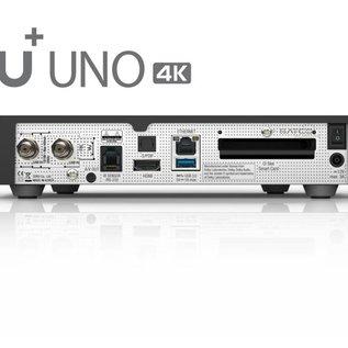 VU+ Uno 4K DVB-S2 FBC Twin Tuner Linux Receiver 2160p